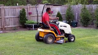 cub cadet riding mower for sale in lexington sc