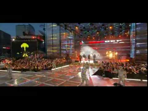 Boom Boom Pow - Black Eyed Peas LIVE MMVA's 09' [HD] mp3