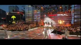 Boom Boom Pow - Black Eyed Peas LIVE MMVA