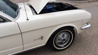 """1966 Mustang Texas Rust Free Loaded V8 Survivor """"As Seen On TV""""- For sale"""