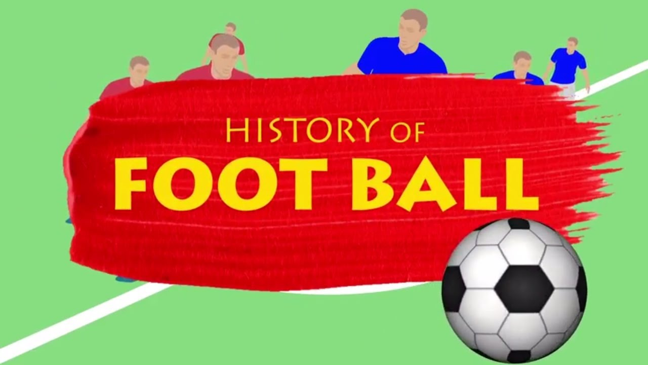 Image result for The history of football