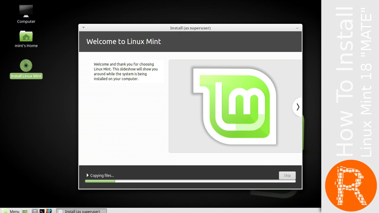 How To Install Linux Mint 18