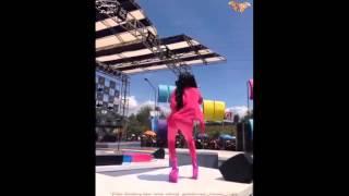 Dewi Persik On Stage Performance Di Bandung ANTV Part 2 (Ratu Gelek Bergoyang Tembam & Best)