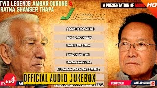 Two Legend Ambar Gurung & Ratna Shamser Thapa | Best Audio Jukebox