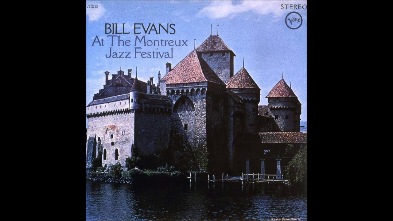 Bill Evans - At The Montreux Jazz Festival download mp3 flac