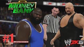 WWE 2K15 Gameplay - Hall Of Pain - Mark Henry y Big Show un combate de Peso Pesado