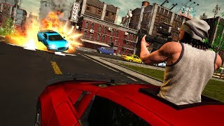 Downtown Gangster - Android Gameplay HD