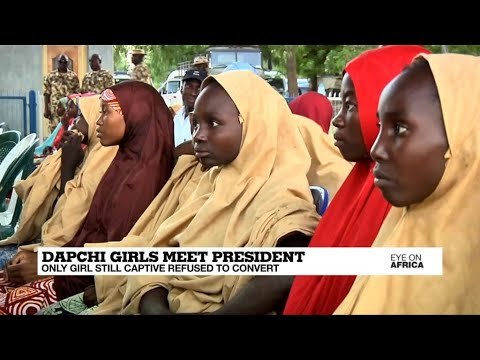 Dapchi girl still held by Boko Haram refused to convert to Islam