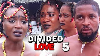 DIVIDED LOVE SEASON 5 - Mercy Johnson 2019 Latest Nigerian Nollywood Movie Full HD