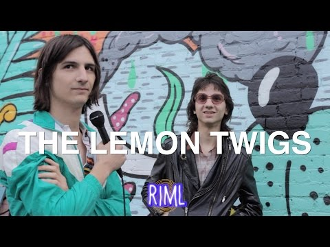 The Lemon Twigs on Records In My Life