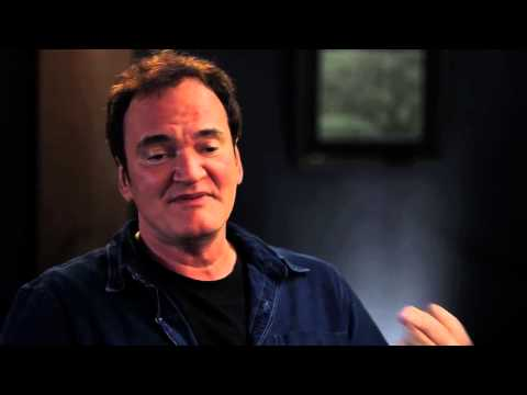 QUENTIN TARANTINO Interview for The Director's Chair (2014) with ROBERT RODRIGUEZ HD