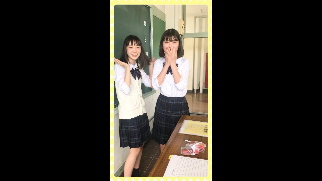 【撮影の裏側】好きな男の子を振り向かせたい…! |Japanese KAWAII model | #shorts
