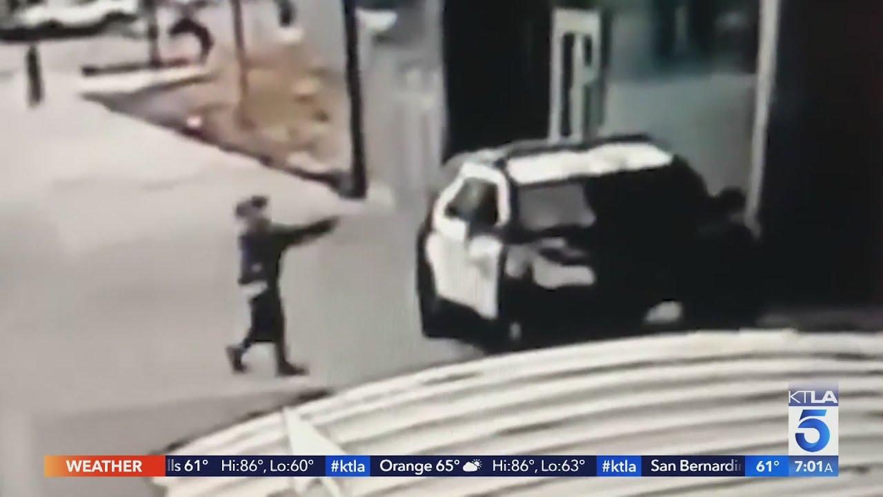 Download Video shows shooting of 2 deputies in Compton