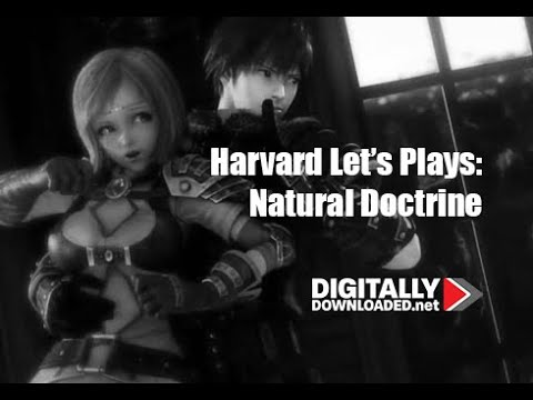 Harvard Let's Plays: Natural Doctrine