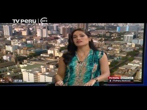 Tv Perú | Entrevista sobre Informe Nacional de las Juventudes 2015