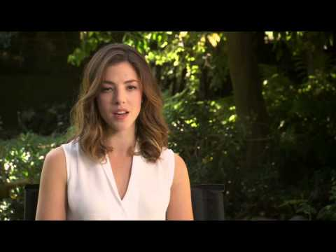 The Wedding Ringer (2015) Interview - Olivia Thirlby