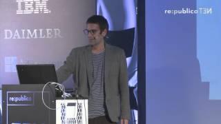 re:publica 2016 – Vladan Joler: Metadata Investigation: Inside Hacking Team