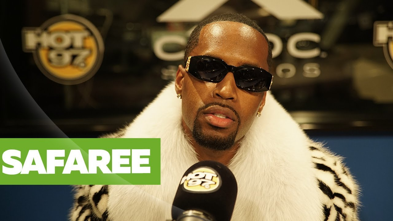 SAFAREE FREESTYLES ON FUNK FLEX