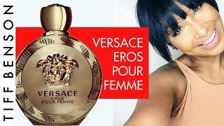 VERSACE EROS POUR FEMME | FIRST IMPRESSIONS