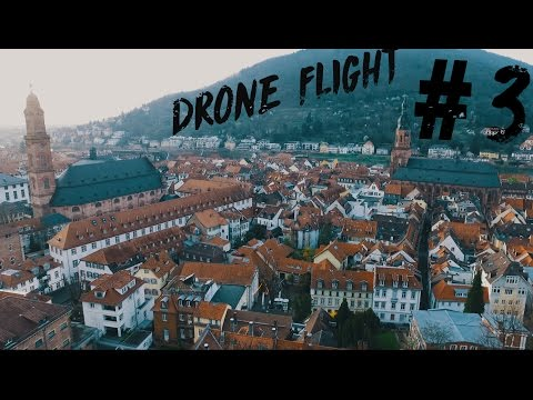 HEIDELBERG SUNSET | DRONE FLIGHT OF THE WEEK #3