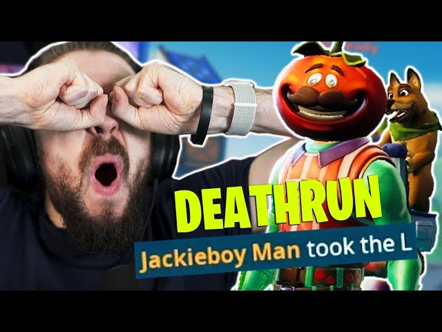 Fortnite Deathruns Are Pain And Misery
