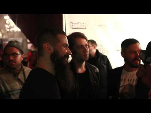 The DILLINGER ESCAPE PLAN Interview at Revolver Music Awards 2016 | Metal Injection