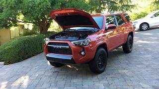 10 Things I like about my 2015 4Runner TRD Pro