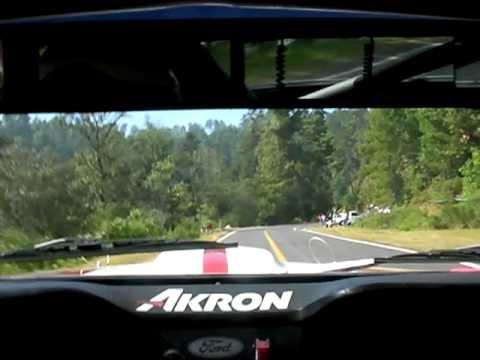 La carrera Panamericana 2010 Mil cumbres 1st stage 4th day.MP4