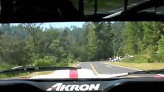 La carrera Panamericana 2010 Mil cumbres 1st stage 4th day.MP4