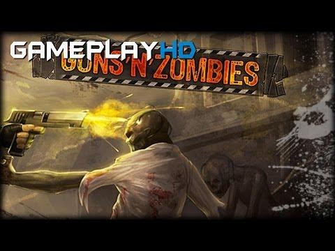 Guns n Zombies Gameplay (PC HD)