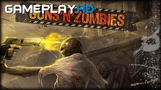 Guns n Zombies Gameplay (PC HD)