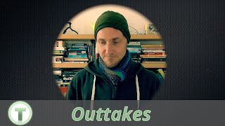 Outtakes Episodenguides Fantasyroman Tad Time: So lustig war es wirklich!