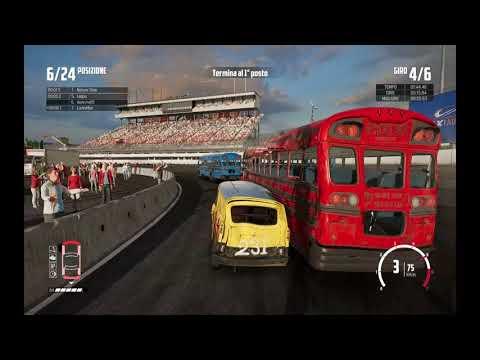 Wreckfest Big Valley Speedway - Sopravvivenza