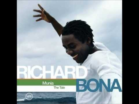Клип Richard Bona - Engingilaye