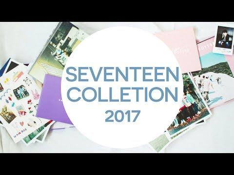 kpop-collection:-seventeen-2017