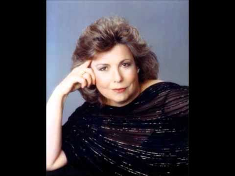 """Arleen Auger sings """"Romance"""" by Debussy, with Katja Phillabaum, piano"""