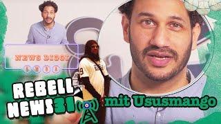 Rebell News #31 mit Ususmango