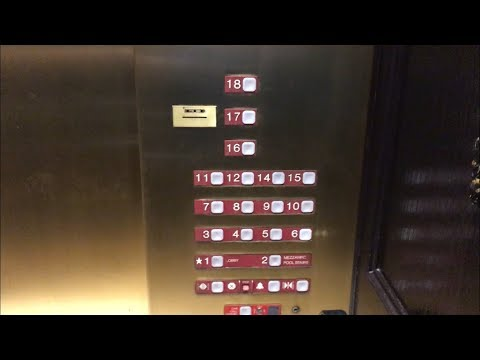 Red Dover Impulse Traction Elevators - Hyatt - Richardson, TX