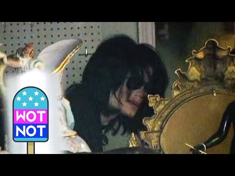 Michael Jackson Never Seen Before Footage - The King of Pop Shopping 8 Months Before He Died LA