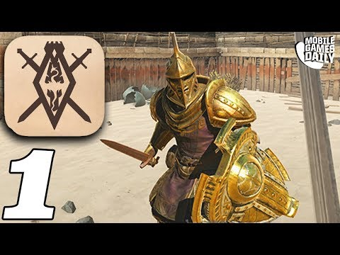 THE ELDER SCROLLS BLADES - Rescuing The Townsfolk - Gameplay Walkthrough Part 1 (iOS Android)
