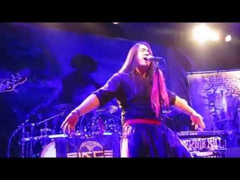 【Strawberry Alice】Dream Spirit 梦灵, MAO Livehouse Shanghai, 20/01/2016.