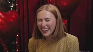 Falling For Waitress | First Dates with Laura Baldwin and Blake Harrison