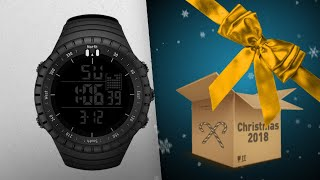 Perfect Senors Men Watches Gift Ideas / Countdown To Christmas 2018! | Christmas Countdown Guide
