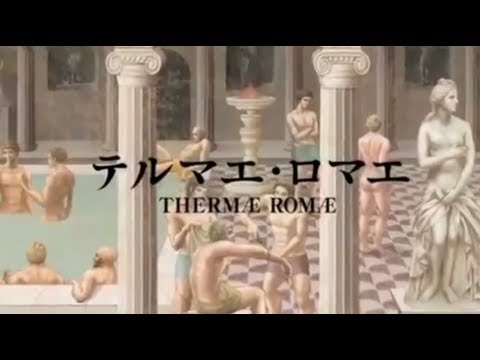 Anime America Episode 60: Thermae Romae Review