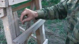 видео Как сделать пристрелку балкона