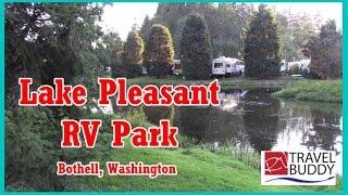 Lake Pleasant RV Park in Bothell Washington Review   RV Travel Buddy Presentation