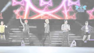 [DVD] JYJ 2014 Asia Tour ~ The Return of The King ~ Disc 4 Ho Chi Minh