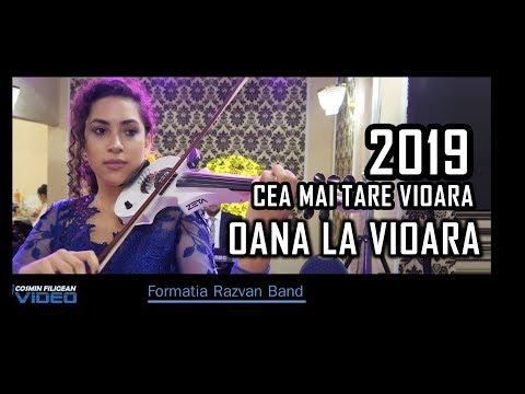 Oana la Vioara - Cea mai tare Ascultare si Sarba Instrumentala din Vioara LIVE 2018