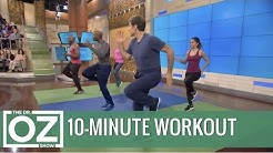 The 10-Minute Lean Body Workout You Can Do At Home