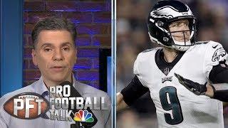 Complications ensue if Philadelphia Eagles tag and trade Nick Foles  Pro Football Talk  NBC Sports